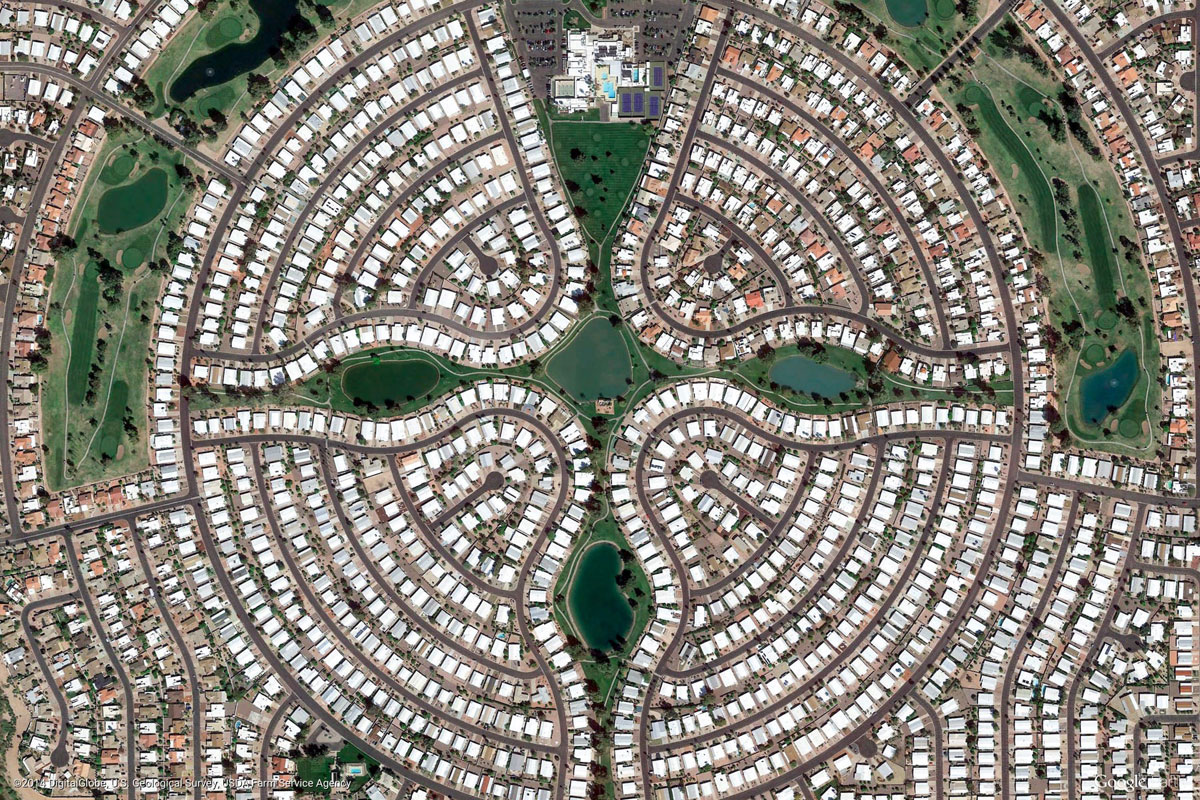 sun lakes united states Earth View: A Curated Collection of 1500 Google Earth Wallpapers