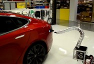 Someone Set Tesla's Charger Prototype Video to Marvin Gaye's Let's Get It On