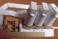 This Guy Made a Working V6 Engine Out of Paper
