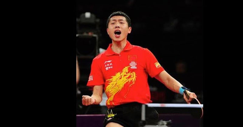 This 42 Shot Table Tennis Rally is Awesome