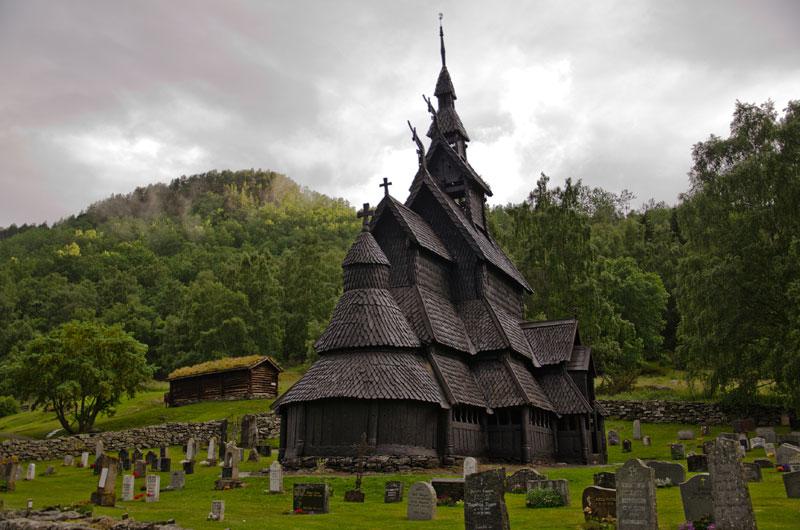 Borgund Stave Church Norway (3)