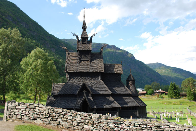 Borgund Stave Church Norway (6)