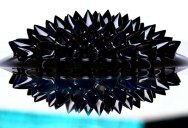 Picture of the Day: Ferrofluid Up Close