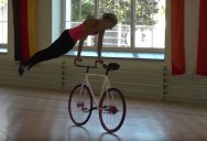 So Gymnastic Cycling is a Thing and It's Amazing to See