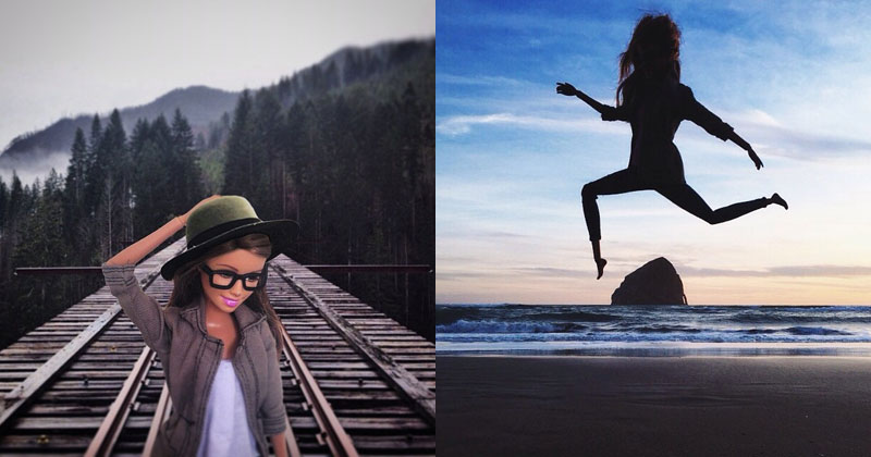 Hipster Barbie Parodies 'That Girl' You Probably Follow on Instagram