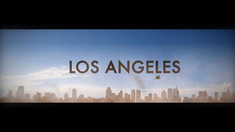 An Amazing 2 Minute Hyperlapse Tour of Los Angeles
