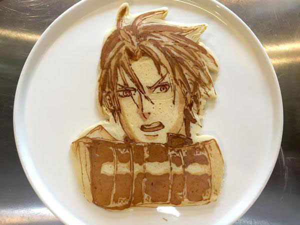 japanese restaurant la recetta pancake art (7)