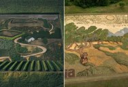 The Colossal Earthworks of Stan Herd