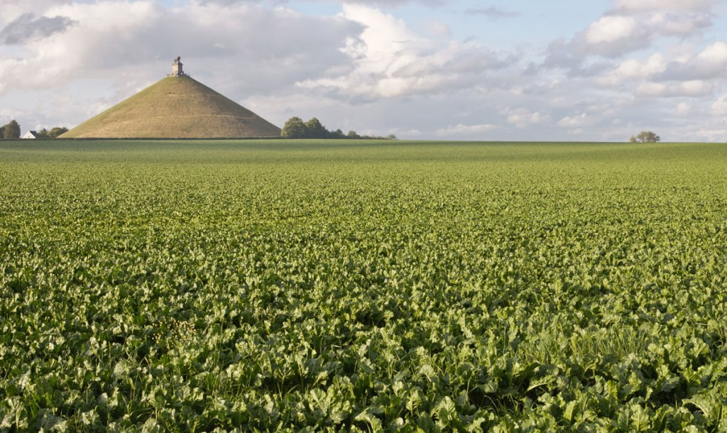 Picture of the Day: The Lion's Mound, Belgium