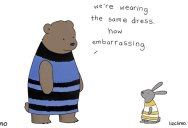 Simpsons Character Artist Liz Climo is Back with More Adorable Animal Comics