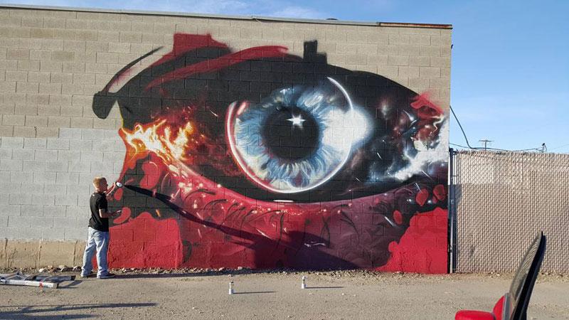 100 ft mural salt lake city utah by SRIL shae petersen (2)