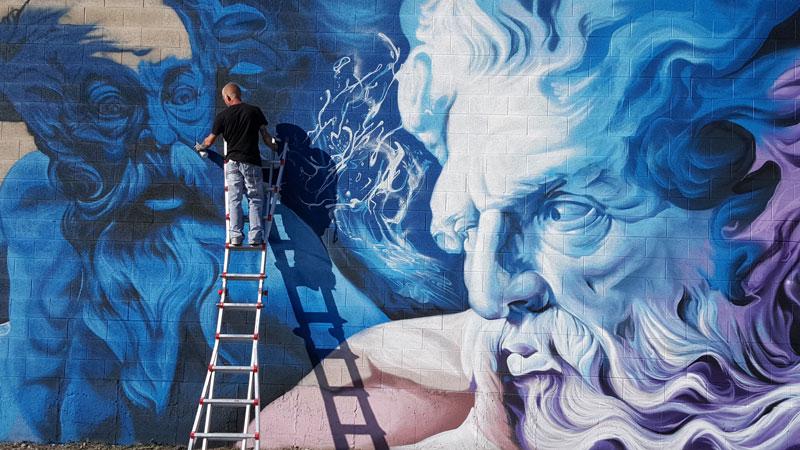 100 ft mural salt lake city utah by SRIL shae petersen (8)