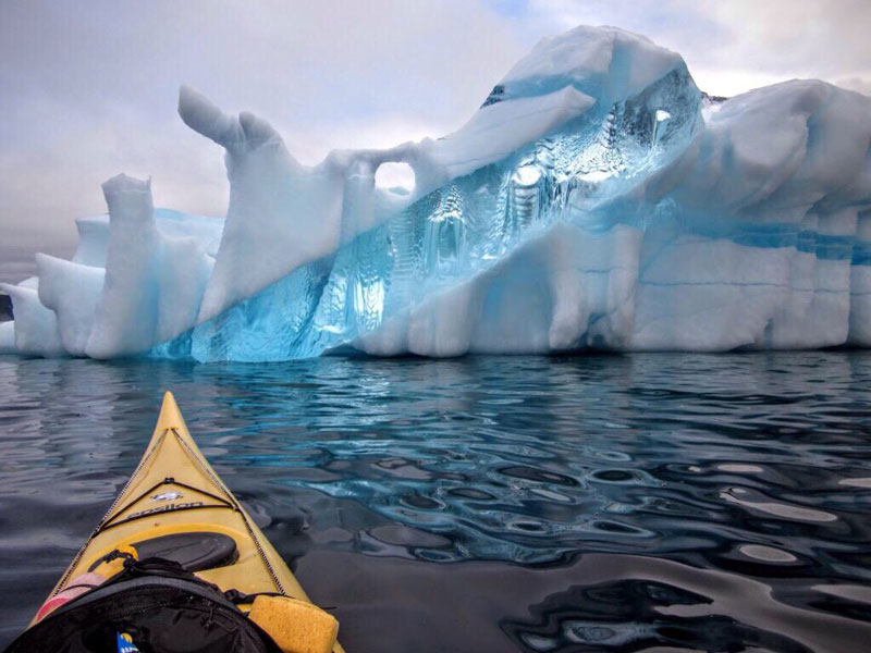 amazing iceberg in newfoundland The Top 100 Pictures of the Day for 2015