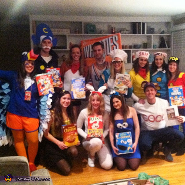 cheap easy diy group costumes for halloween (16)
