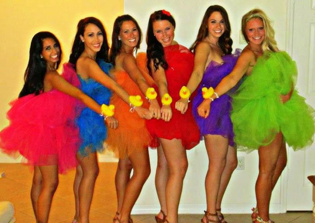 cheap easy diy group costumes for halloween (19)