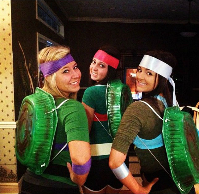 cheap easy diy group costumes for halloween (5)
