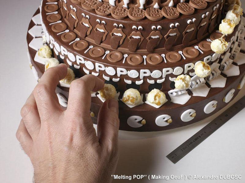 chocolate cake zoetrope by alexandre dubosc (6)