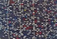 This Traffic Jam in Beijing is Insane