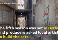 How a Group of Graffiti Artists Hacked the Set of Homeland
