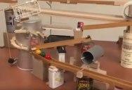 This Rube Goldberg Machine is Pretty Awesome