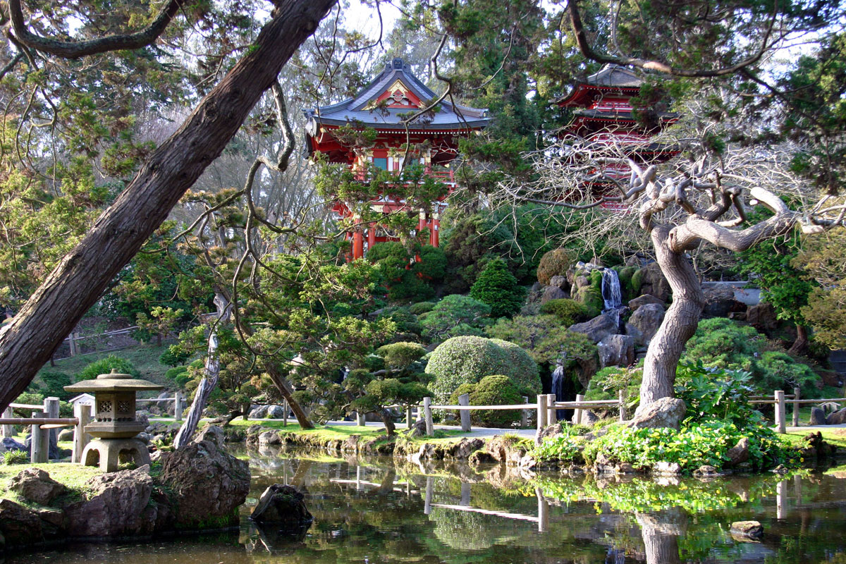 japanese tea garden san francisco simon tong Picture of the Day: The Oldest Japanese Garden in the United States