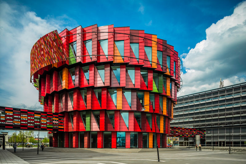 kuggen  Chalmers University of Technology Gothenburg, Sweden
