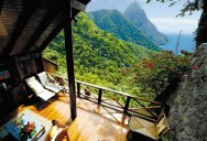 Picture of the Day: Open Concept in St Lucia