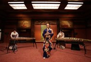 A Smooth Criminal Cover Using Traditional Japanese Instruments