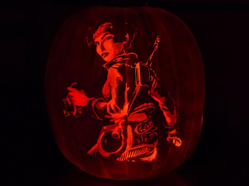 pumpkin art by ceemdee on deviantart (2)