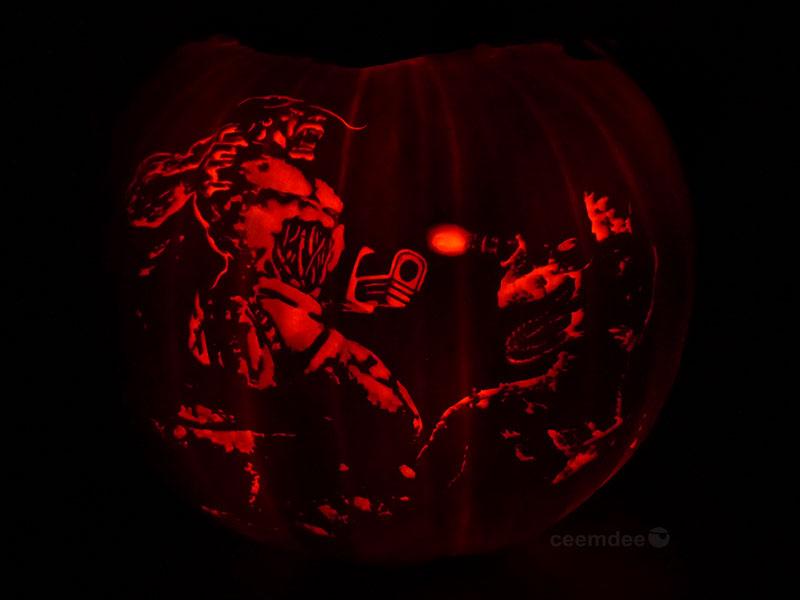 pumpkin art by ceemdee on deviantart (4)