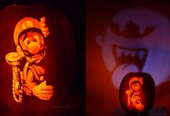 When the Lights Go Off, These Pumpkins Come To Life
