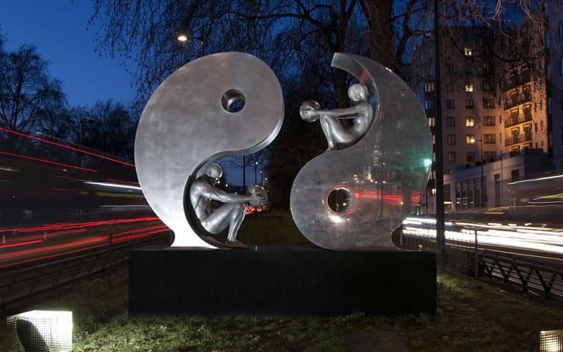 sculptures by lorenzo quinn artist (10)