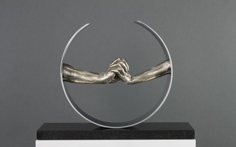 sculptures by lorenzo quinn artist (5)
