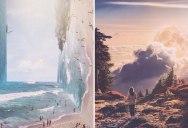 Artist Adds Surreal Twist to Photos on Instagram