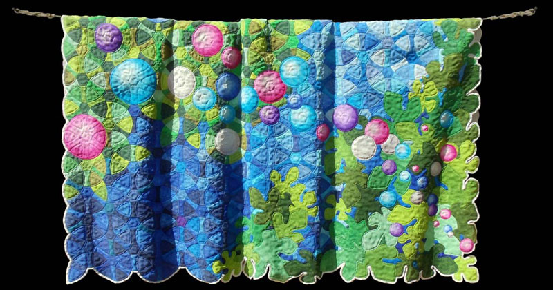 Fraser Smith Made These Beautiful Quilts… Out of Wood