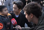 Heartfelt Conversation Between Father and Son About Paris Attacks Goes Viral
