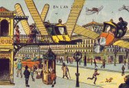 100 Years Ago, Artists Were Asked to Depict the Year 2000, These Were the Results