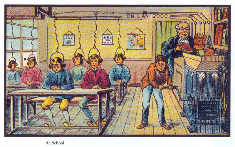 french artists from 1900s depict the year 2000 (27)