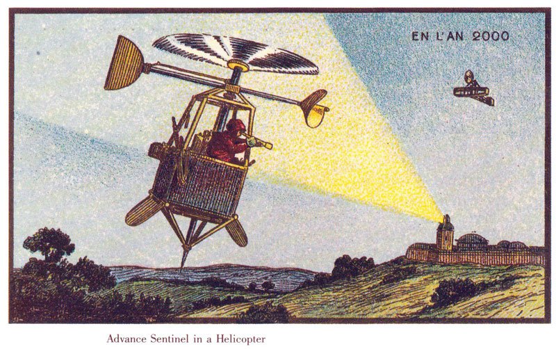 french artists from 1900s depict the year 2000 (31)