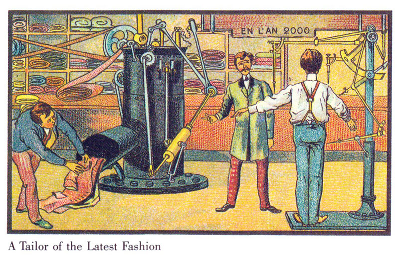 french artists from 1900s depict the year 2000 (4)