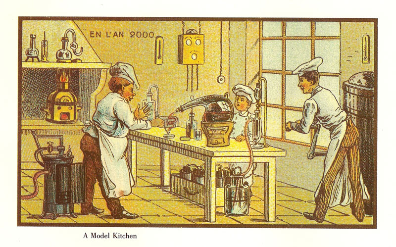 french artists from 1900s depict the year 2000 (8)