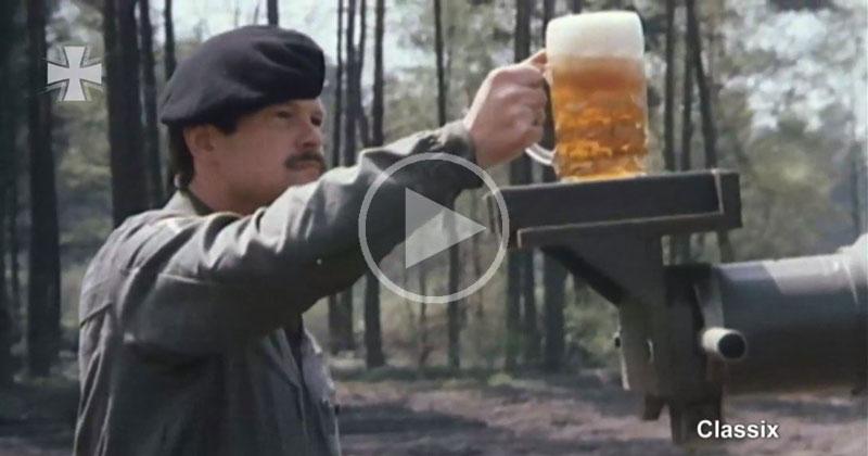 The Most German Display of German Engineering Ever