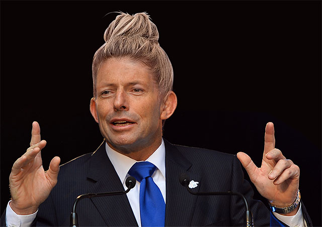if politicians had man buns (15)