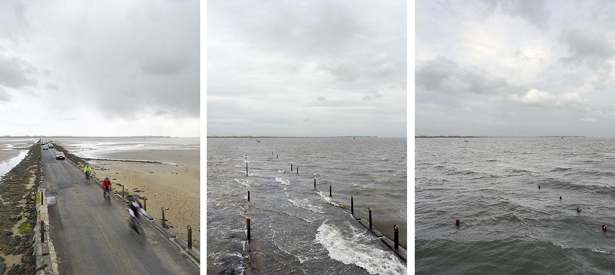 ne-Holy-Island-causeway,-Northumberland.-7-May-2012.-Low-water-10.30am,-3.20-pm,-high-water-4