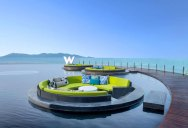 Picture of the Day: Poolside at the W in Koh Samui