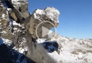 Rock Avalanche is as Terrifying as it Sounds