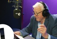 Sir David Attenborough Narrates Adele's 'Hello' Music Video