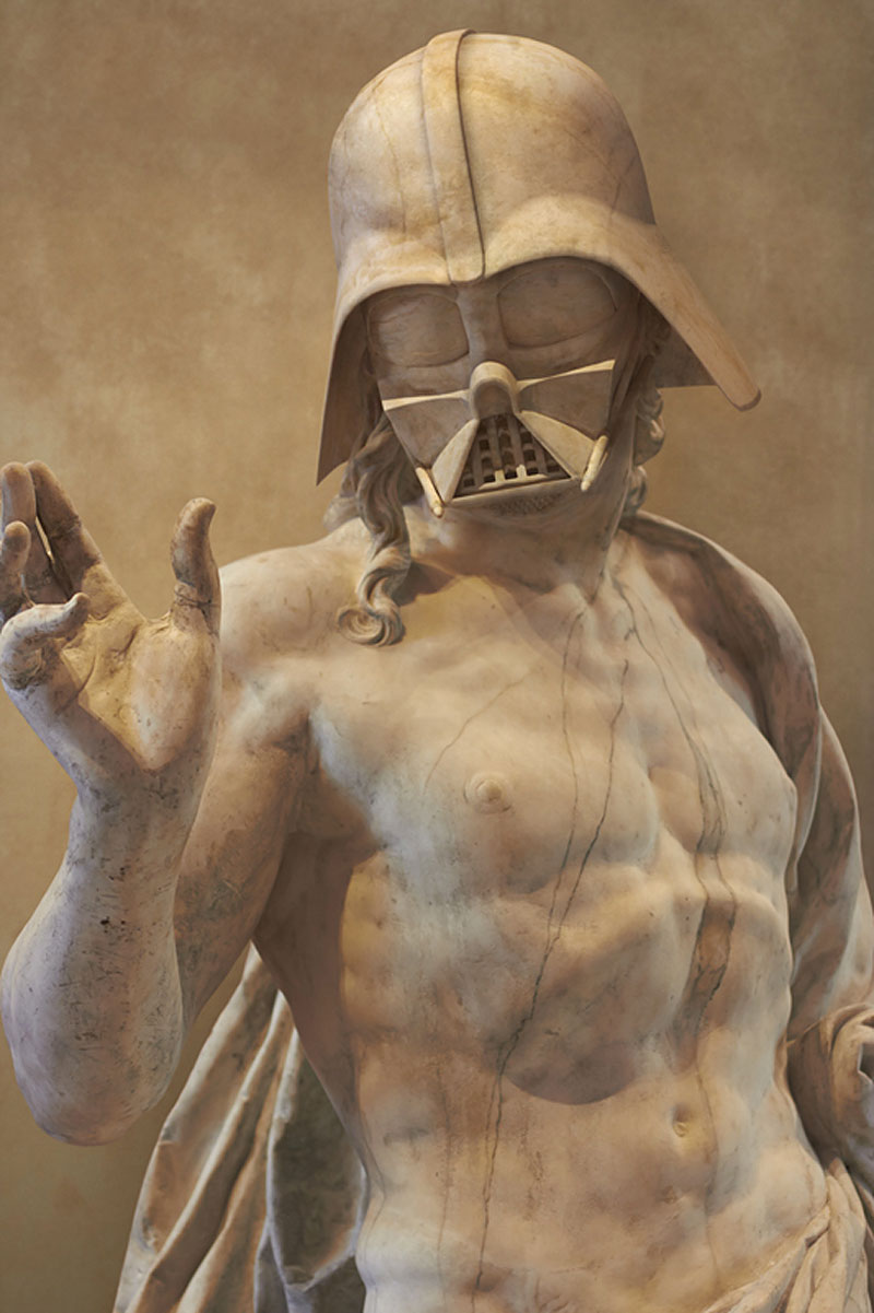 star wars characters as ancient greek statues by trevor durden (3)