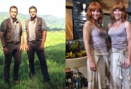Actors and Their Stunt Doubles (8 Photos)