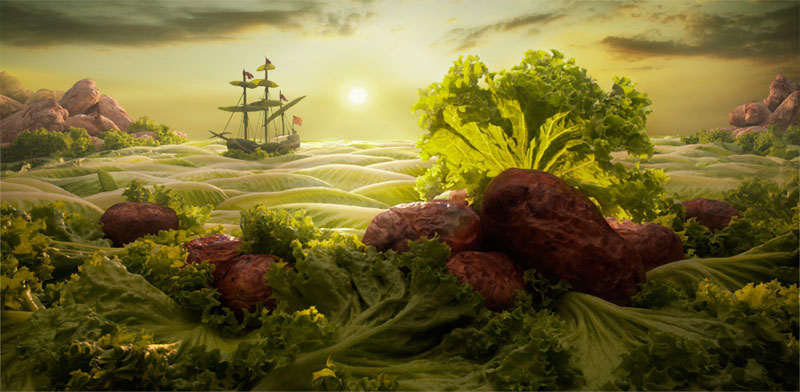 carl warner makes landscapes out of anything (17)